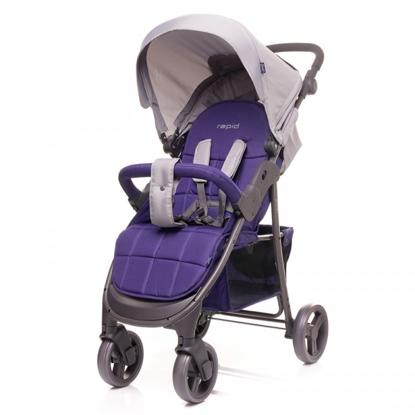 Детская коляска 4baby Rapid NEW Purple