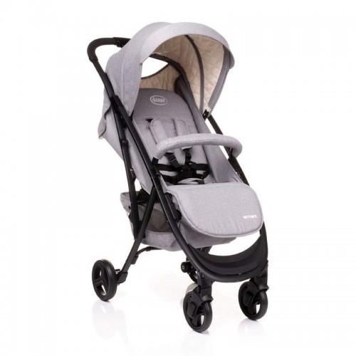 Детская коляска 4baby Smart Grey