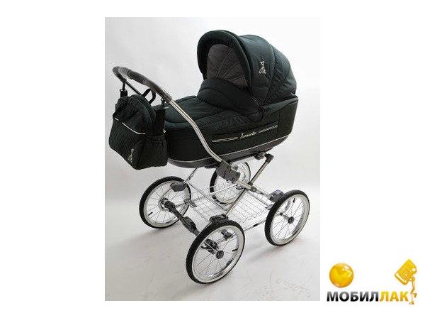 Универсальная коляска Roan Marita Prestige Chrome s-137