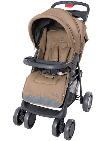 Прогулочная коляска Babycare City BC-5201 Beige