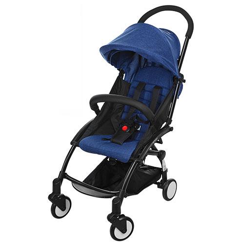 Прогулочная коляска Bambi Yoga M 3548-4 Синяя (00-00140857)