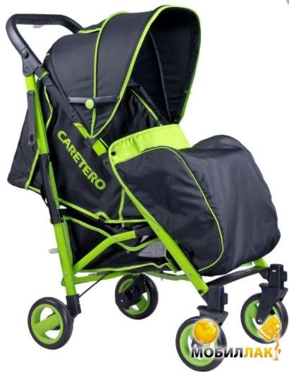 Детская коляска Caretero SONATA green (4416)