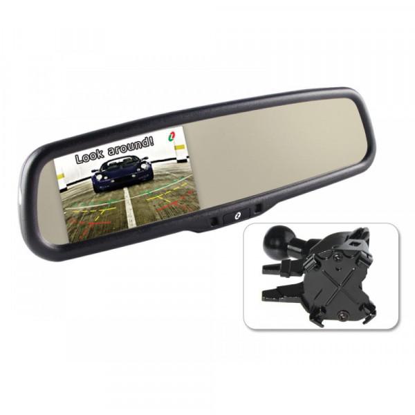 Зеркало заднего вида Gazer MM710 Skoda