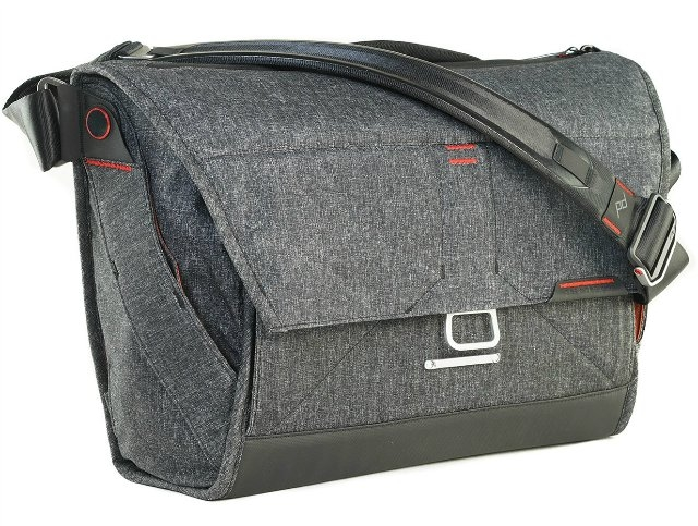 Сумка Peak Design The Everyday Messenger Charcoal (BS-BL-1)