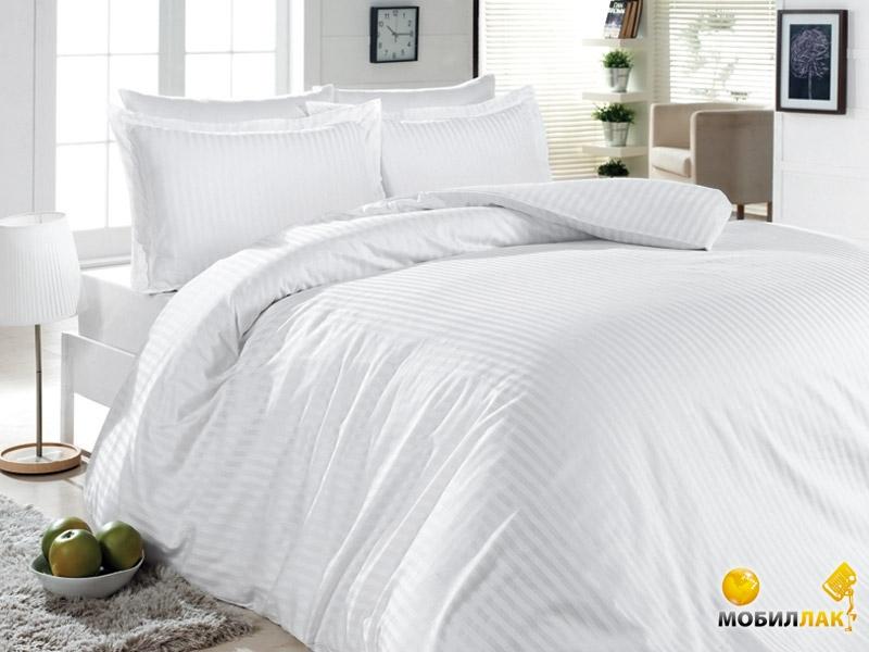 Постельное белье First Choice s-053 white (200x220) (m000241)