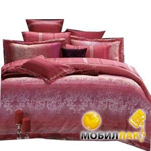 Постельное белье Home Line евро сатин люкс Дамаск 100701