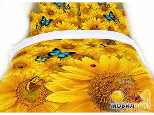 Постельное белье Love You солнце (200x220) (m006425)