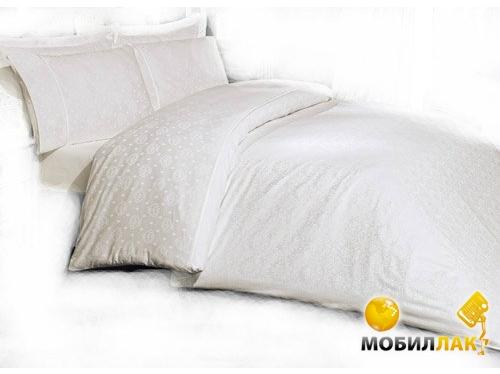 Постельное белье Mariposa de luxe tencel ottaman cream (200x220) (m006017)