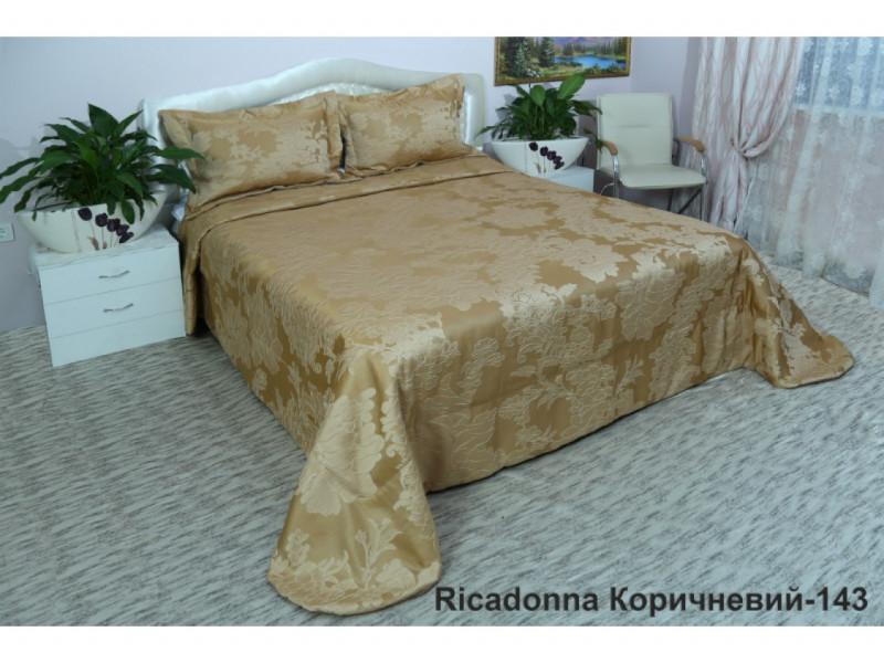 Покрывало Arya Ricadonna 265 X 265 Коричневое - 143 (1548963677208)