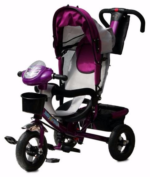 Велосипед Baby trike СТ-60 Purple