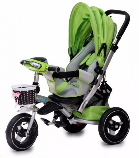 Велосипед Baby trike СТ-90 Green