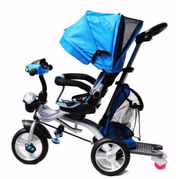 Велосипед Baby trike СТ-95 Blue