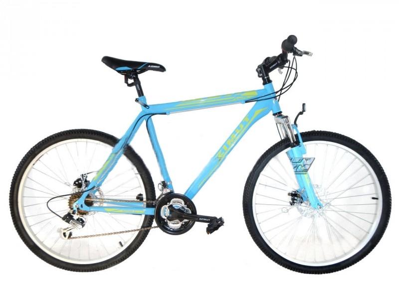 Велосипед Azimut 24 26015 1 Camaro Girls Голубой