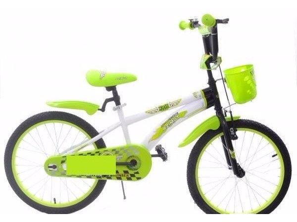 Велосипед Azimut Hunter 20 Зеленый