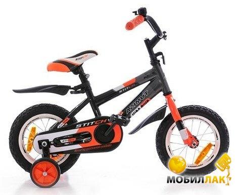 Велосипед Azimut Stitch 16 оранжево-черный