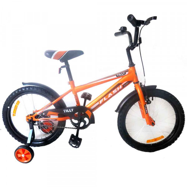 Велосипед Baby Tilly Flash 18 Orange New (T-21844)