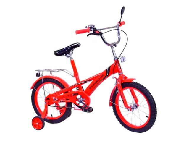 Велосипед Dendi Porshe 18 Красный (171832)