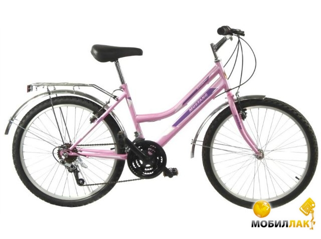 Велосипед Mustang 24 162 Sport Mustang 2015 Розовый