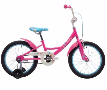 Велосипед 18 Pride Mia SKD-15-62