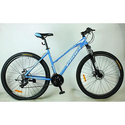 Велосипед Profi 27,5 G275 Elegance A275.2 Голубой