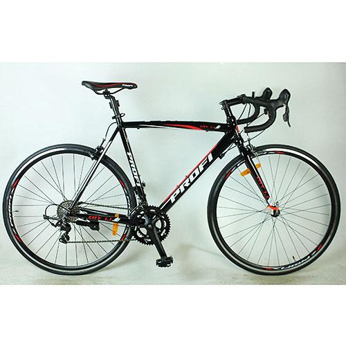 Велосипед Profi 28 G53 City A700C-1 Черный