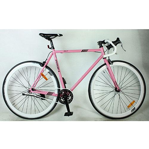 Велосипед Profi 28 G53 Jolly S700C-4H Розовый