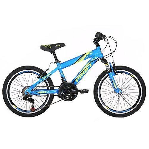 Велосипед горный (MTB) Profi Playfull 20 quot / рама 12 quot синий (GW20PLAYFUL A20.2)