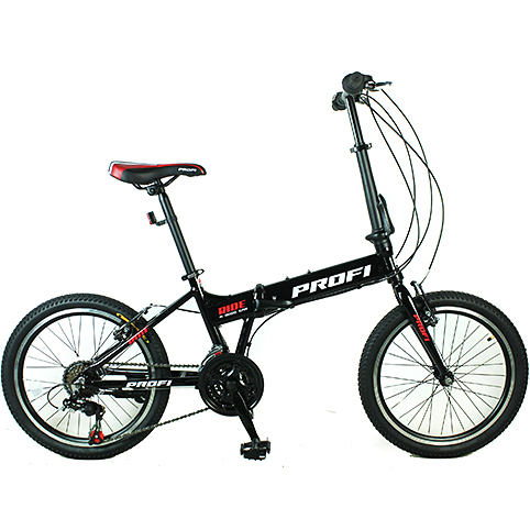 Велосипед Profi Ride G20 A20.1 Black