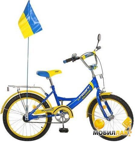 Велосипед Profi Trike P2049 UK-1 20 Ukraine