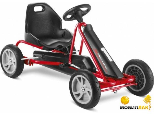 Педальная машина Puky f 20 красного 3323