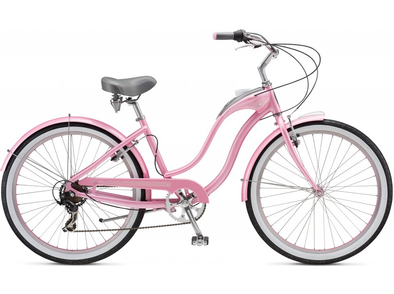 Велосипед Schwinn Hollywood Women 2017 Pink (SKD-66-22)