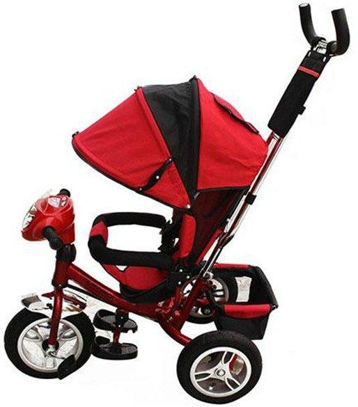 Трехколесный велосипед Turbo Trike M 3115-3HA Красный