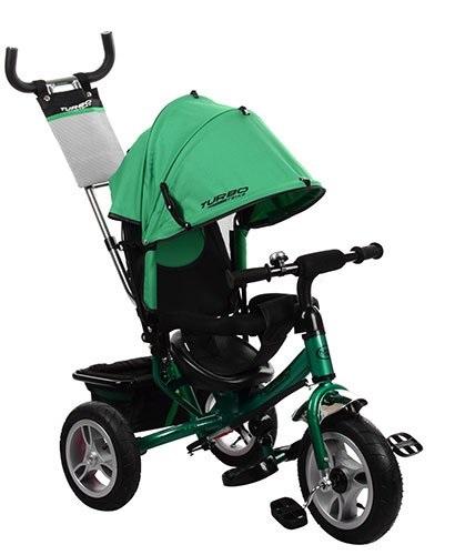 Велосипед детский трехколесный Turbo Trike M 3115HA-N4 Зеленый