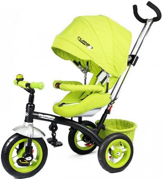 Велосипед детский трехколесный Turbo Trike M 3195-2A Зеленый