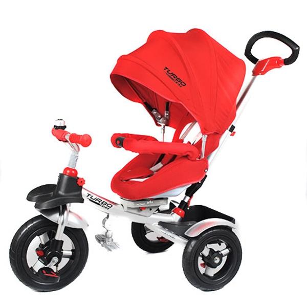 Велосипед детский трехколесный Turbo Trike M 3196A Красный