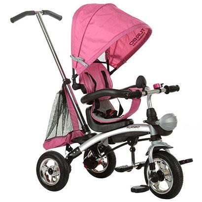 Трехколесный велосипед Turbo Trike M 3203HA-4 Розовый