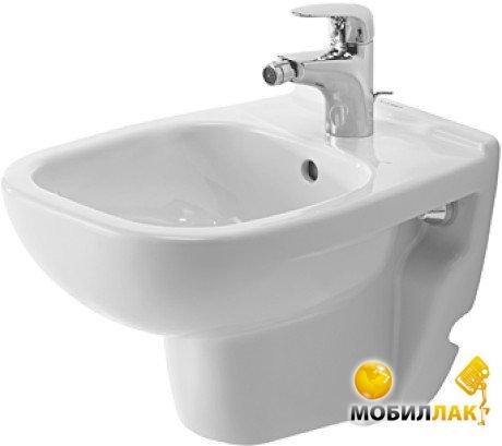 Биде подвесное Duravit D-Code (22371500002)