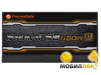 Блоки питания Thermaltake Smart SE 530W (SPS-530MPCBEU)