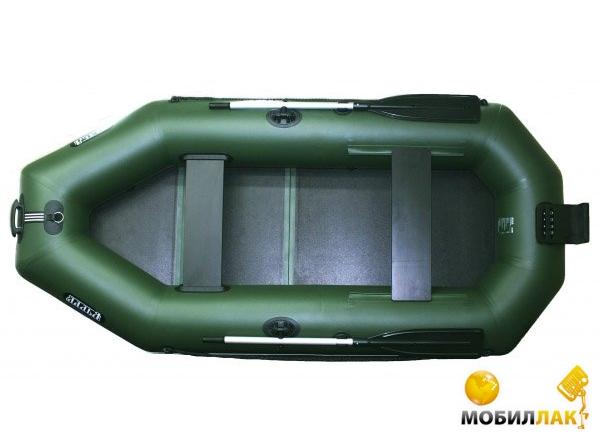 Надувная лодка Ладья ЛТ-290-В со слань-книжкой