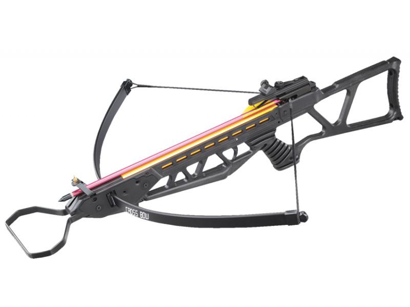 Арбалет Man Kung MK-120 Черный (100.00.49)