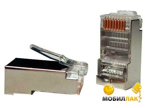 Кабель ATcom RJ45 8p8c Connectors FTP (100 штук)