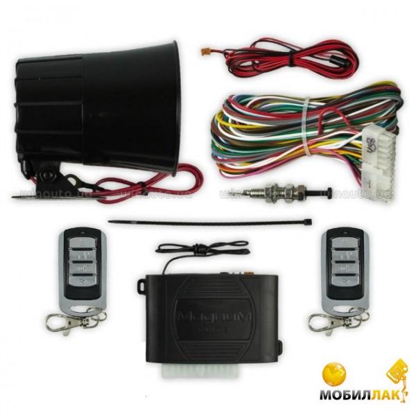 Автосигнализация Magnum MH-825-03 GSM с сир