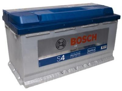 Аккумулятор автомобильный Bosch S4 Silver Plus S4013 12v R EN800 95Ah