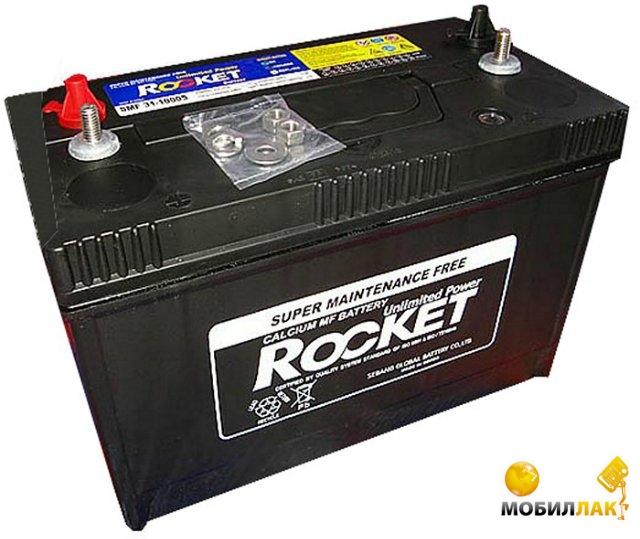 Аккумулятор автомобильный Rocket 6СТ-120 USA