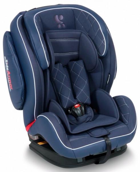 Автокресло Bertoni Mars Isofix 9-36кг dark blue leather