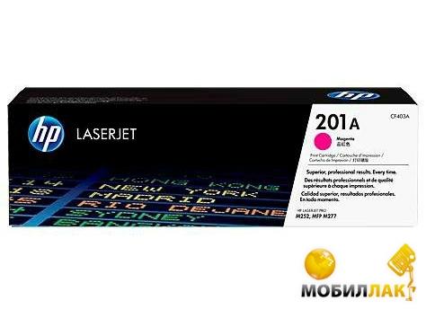 Картридж лазерный HP 201A LJ M252/M277 Magenta (CF403A)