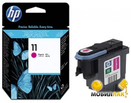 Печатающая головка HP No.11 DesignJ10ps/500/800/cp1700 Magenta (C4812A)
