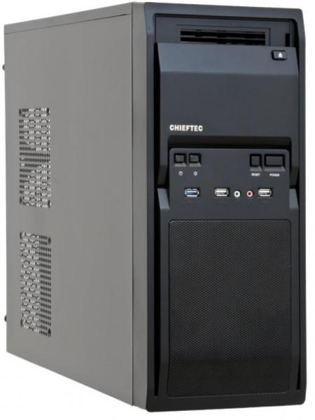 Корпус Chieftec Libra 500 Вт Black (LG-01B-500GPA)