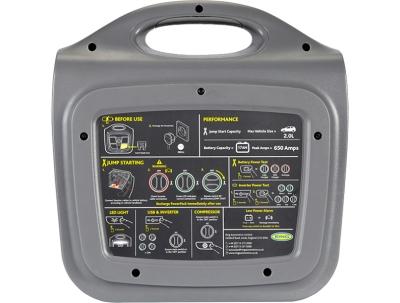Пуско-зарядное устройство Ring REPP170, компрессор, инвертор 3в1