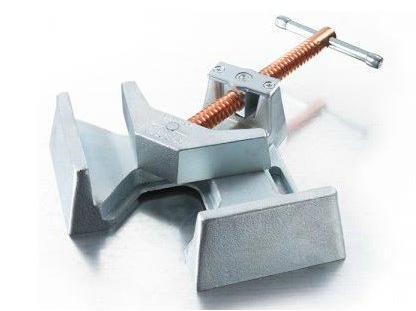 Угловой зажим металлический Bessey WSM 12